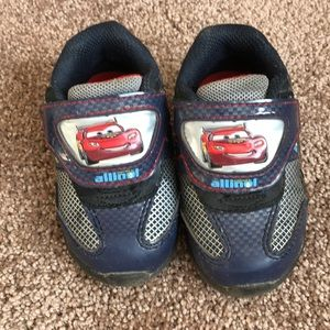 Cars 2 light up shoes